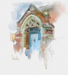 doorway-colour