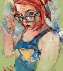 Corel Painter tutorials
